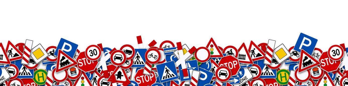 Fahrschule Hamann Verkehrszeichen
